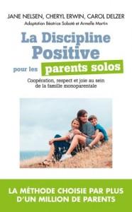 Livre la Discipline Positive pour les parents solos