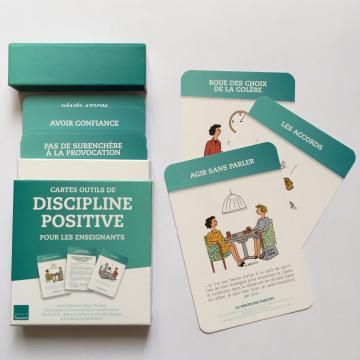52 cartes-outils de Discipline Positive pour les enseignants